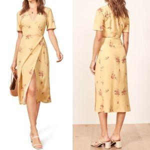 Reformation Jenson Dress - brand new!